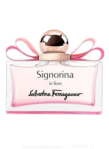 Salvatore Ferragamo Signorina In Fiore Edt 100 Ml Kadın Parfümü Renksiz